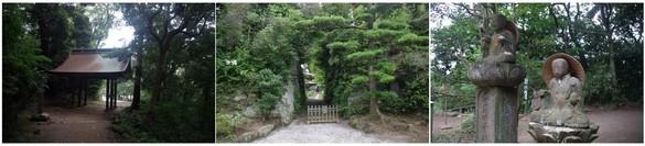140713_神武寺の門と薬師堂前.jpg